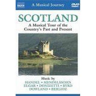 Various Artists - A Musical Journey: Scotland (NTSC) [DVD]